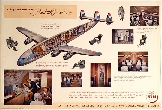 KLM Proudly Presents the Royal Super Constellation
