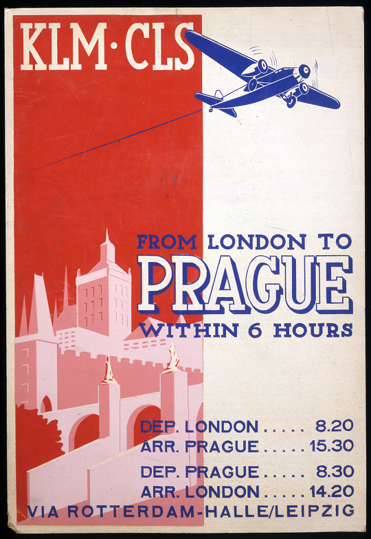 KLM-CLS From London to Prague Within 6 Hours