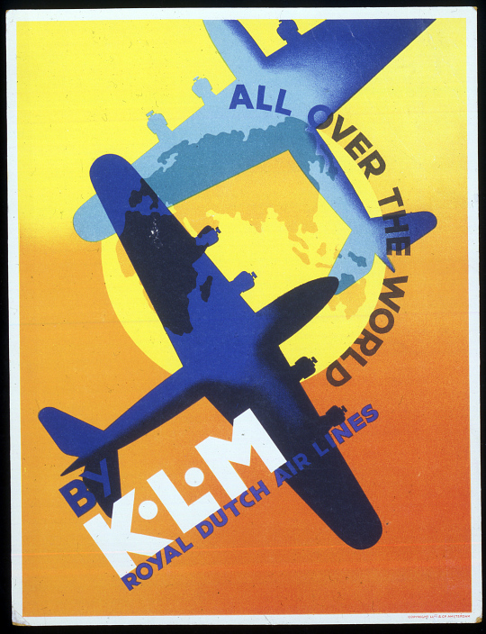 KLM All Over the World