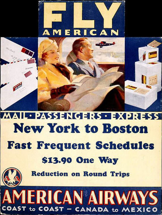 American Airways Fly American