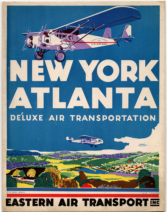 Eastern Air Transport New York Atlanta