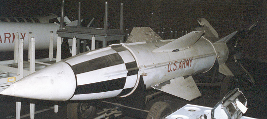 Missile, Surface-to-Surface, Hermes A-3B