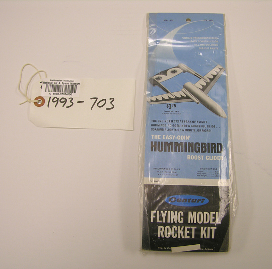 Rocket, Flying Model, Hummingbird