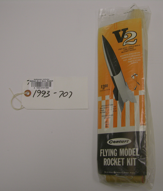 Rocket, Flying Model, V-2