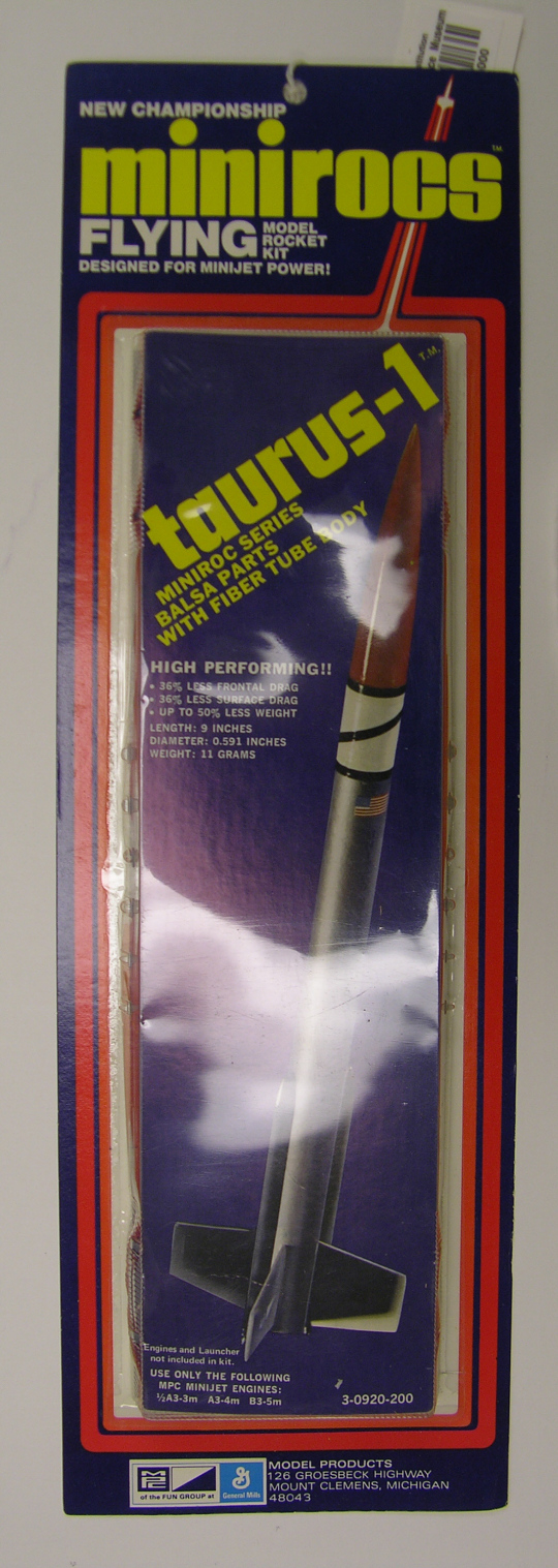 Rocket, Flying Model Kit, Taurus-1