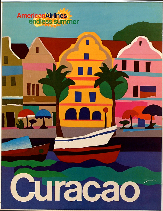 American Airlines Endless Summer Curacao
