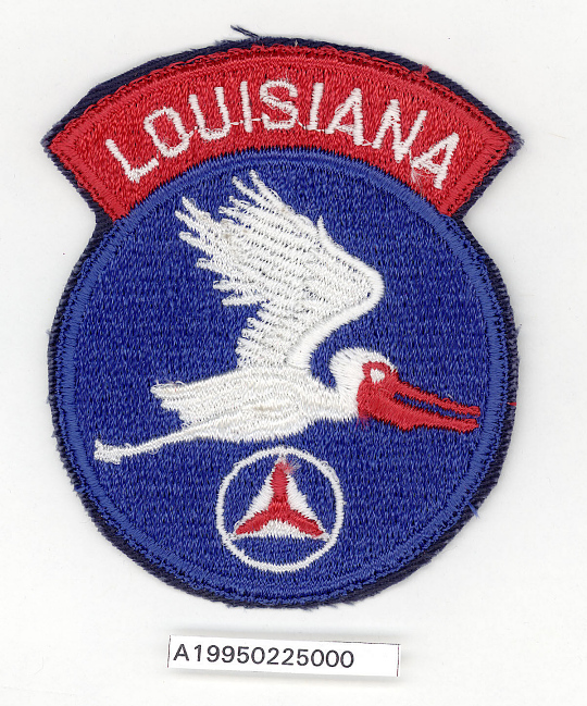 Insignia, Louisiana Wing, Civil Air Patrol (CAP)