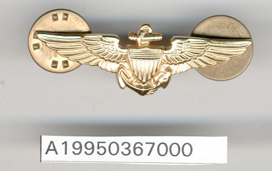 Badge, Aviator, United States Navy
