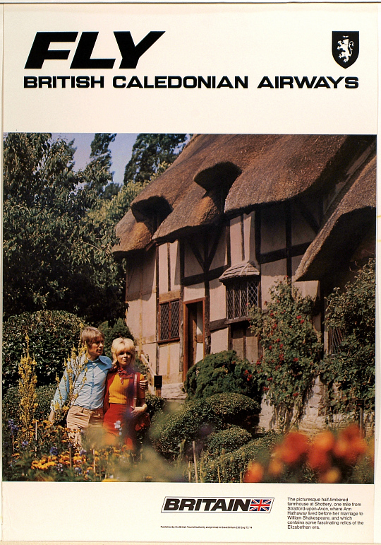 Fly British Caledonian Airways