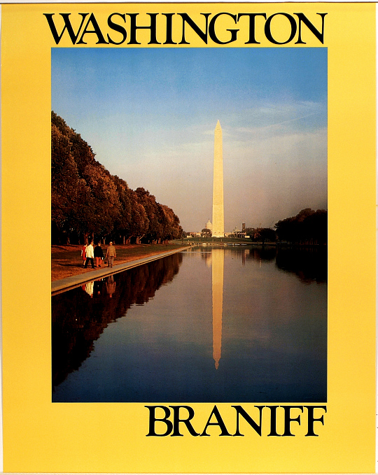 Braniff Washington