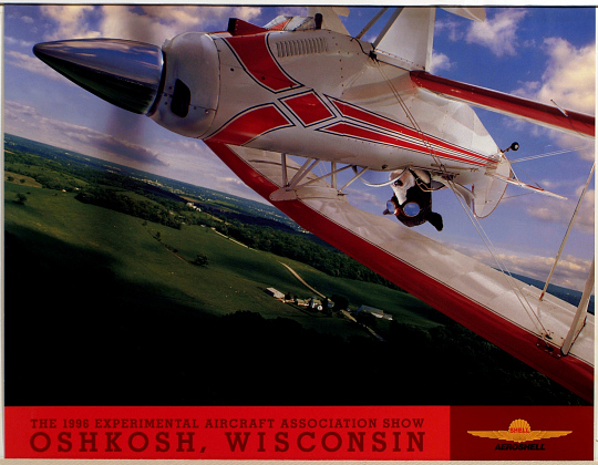 The 1996 Experimetntal Aircraft Association Show Oshkosh, Wisconsin