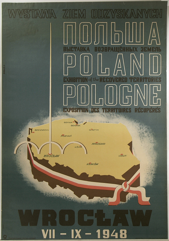 Poland Exhibition of the Recovered Territories