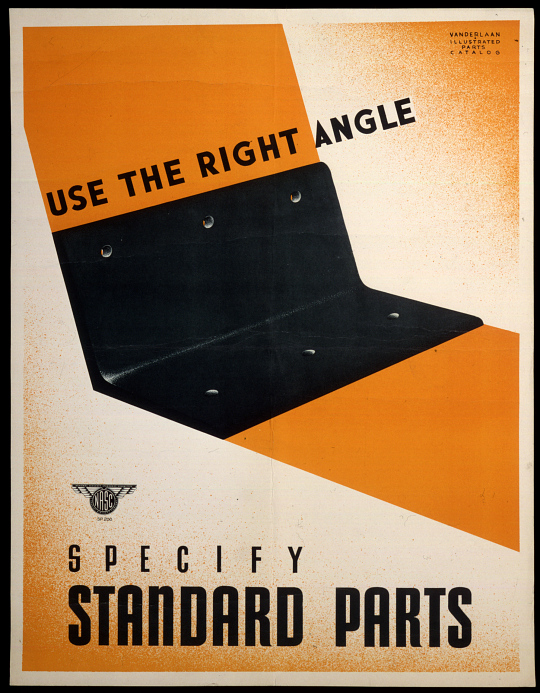 Use The Right Angle Specify Standard Parts