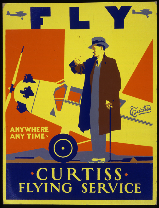 Fly Curtiss Flying Service Anywhere, Anytime
