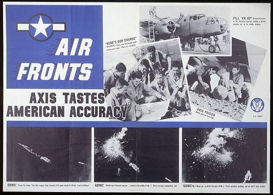 Air Fronts Axis Tastes American Accuracy