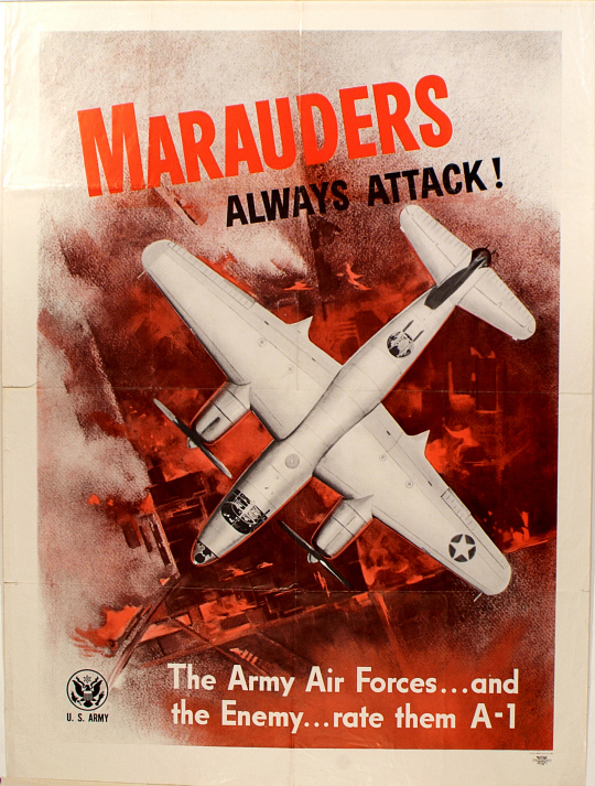 U.S. Army Marauders Always Attack!
