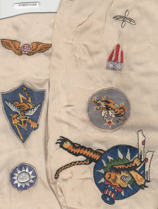 Scarf, Flying, United States Army Air Forces