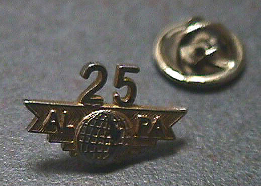 Pin, Lapel, Air Line Pilots Association (ALPA)