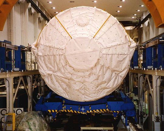 Support Stand, Spacelab Laboratory Module