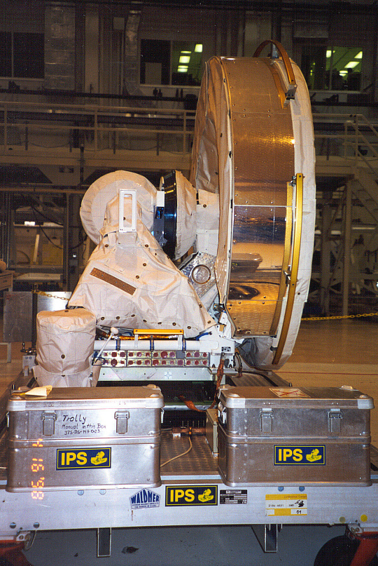 Spacelab, Instrument Pointing System