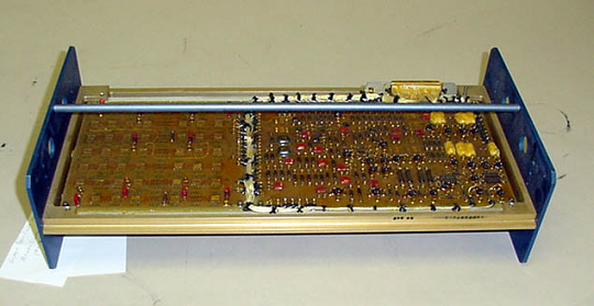 Memory Subassembly Board, Voyager