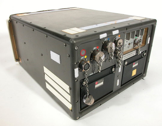 Space Acceleration Measurement System (SAMS) Control Unit