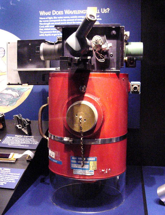 "Photometer, ""Red Cold Box"", 1.3-m Telescope, Kitt Peak Observatory"