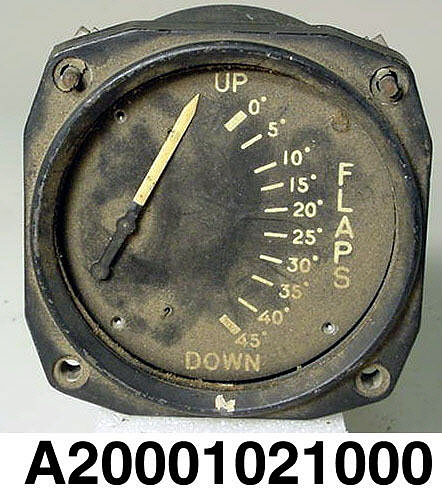 Indicator, Flap Position, DJ-17, General Electric