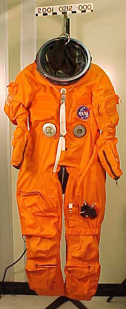 Pressure Suit, Shuttle Launch-Entry