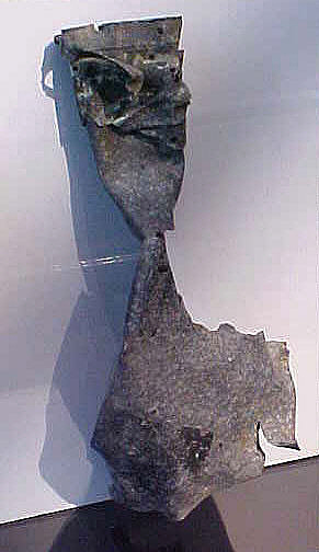 Missile, Surface-to-Surface, SS-20, Fragment
