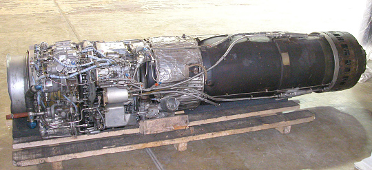Engine GE J-85, Northrop, T-38 Talon