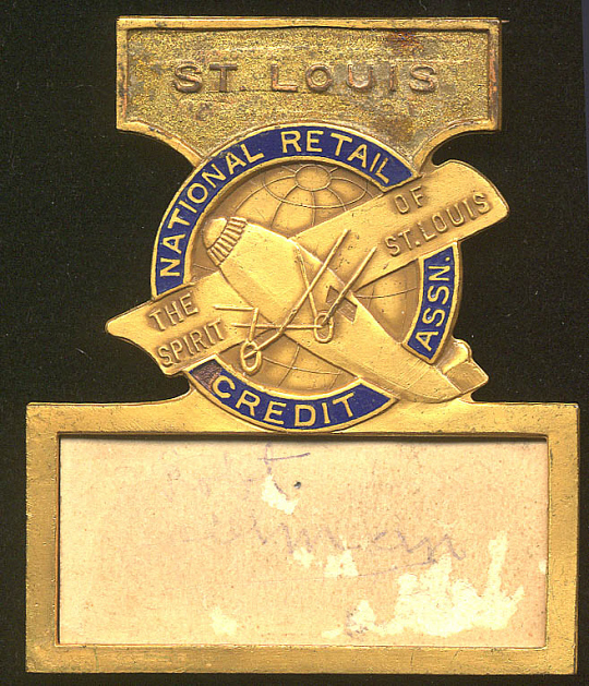 Pin, Lindbergh, King Collection