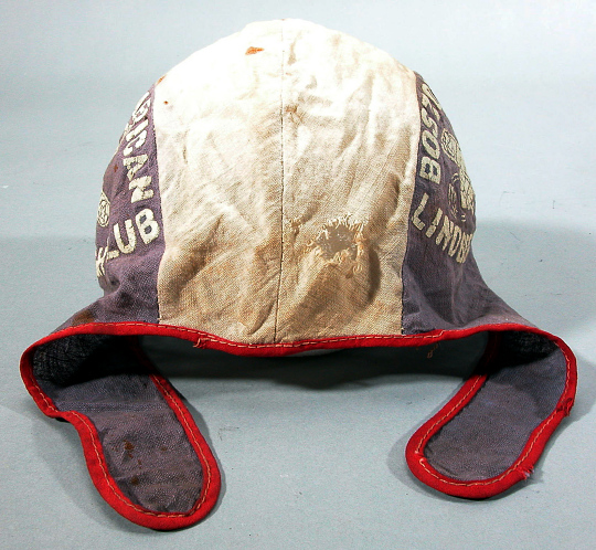 Hat, Flight Cap, Lindbergh, King Collection