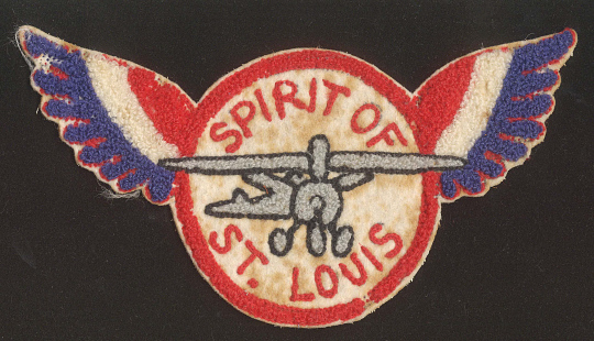 Patch, Lindbergh, King Collection