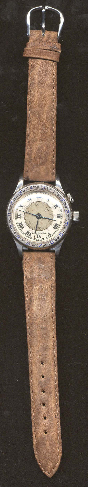 Wristwatch, Hour Angle, Lindbergh, King Collection