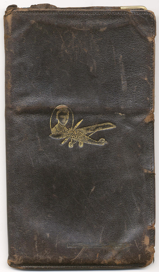 Billfold, Lindbergh, King Collection