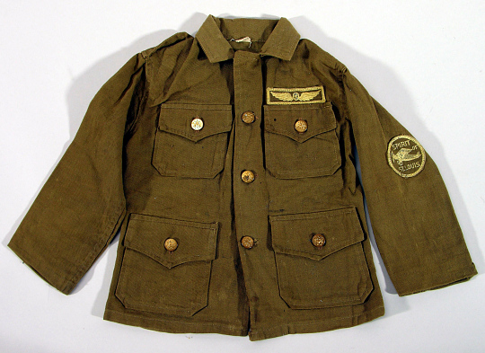 Jacket, Lindbergh, King Collection