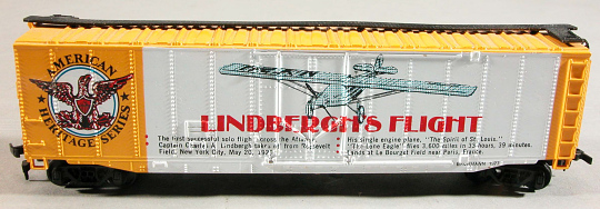 Toy, Train Car, Lindbergh, King Collection