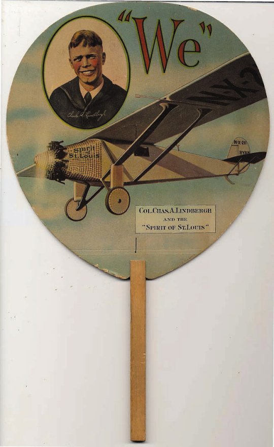 Fan, Lindbergh, King Collection