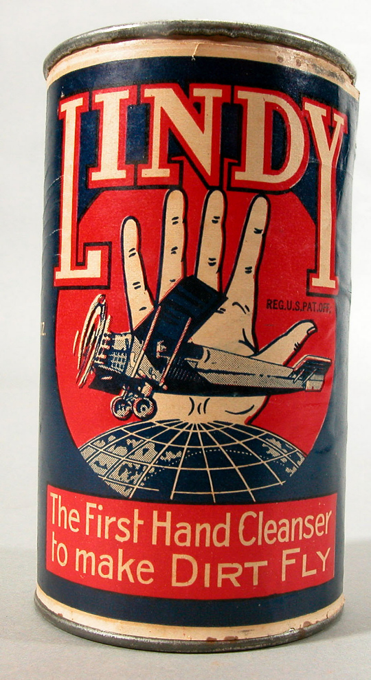 Hand Cleanser, Lindbergh, King Collection