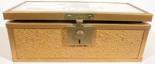 Jewelry Box, Lindbergh, King Collection