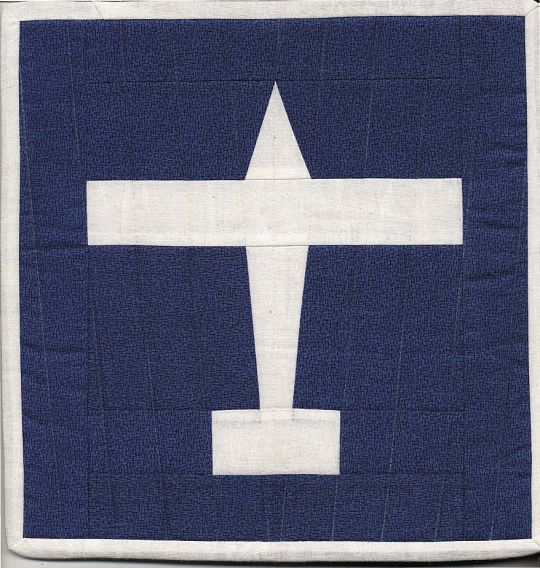 Quilt, Wall Hanging, Lindbergh, King Collection