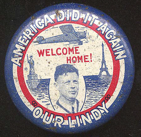 Button, Lindbergh, King Collection