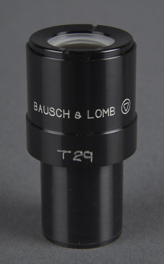 Lens, Stereo, 10x W.F., Bausch & Lomb