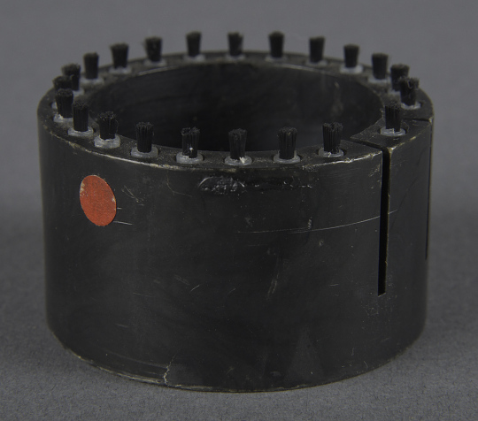 Ring with Bristles, Bausch & Lomb