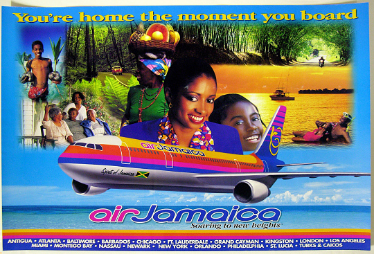 airJamaica Soaring to New Heights
