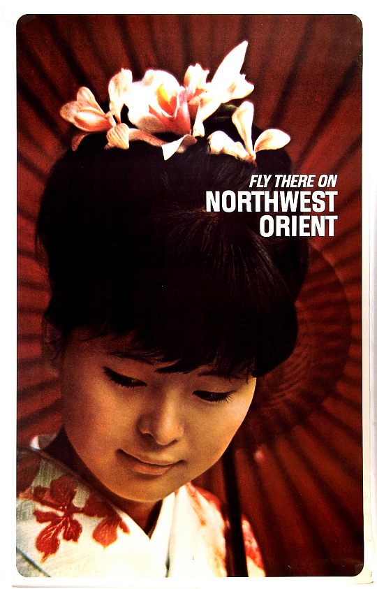 Fly There on Northwest Orient