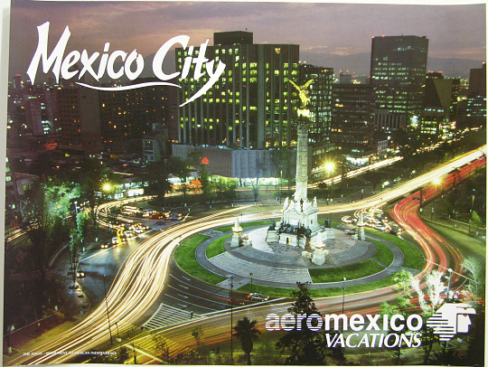 Aeromexico Vacations Mexico City
