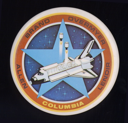 Button, STS-5
