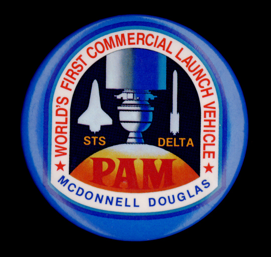 Button, PAM: World's First Commercial Launch Vehicle
